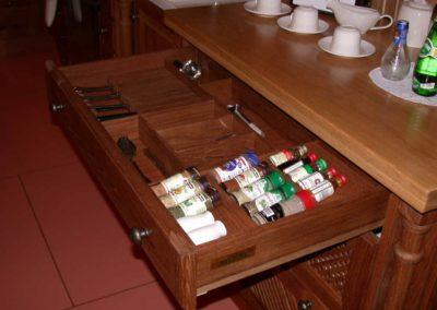 Zeyco Phuket Classical Kitchen Drawer 211