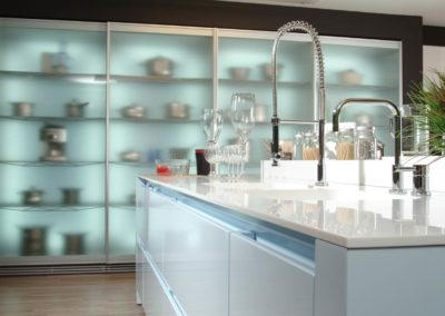 Zeyco Phuket Classical Kitchen High Gloss Spray Paint 13