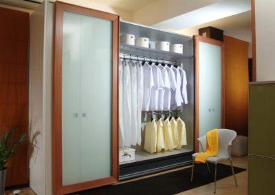 Zeyco Phuket Classical Kitchen Sliding & Open Door4