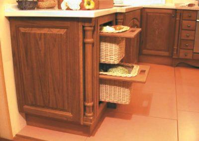 Zeyco Phuket Classical Kitchen Wicker Basket28