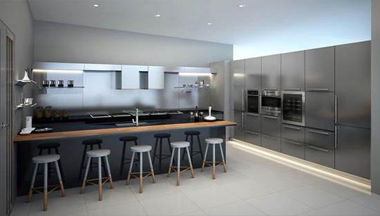 Kitchen design thailand global kitchen design pakistan for Kitchen designs trinidad